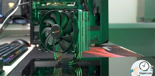 Оптимальная сборка ПК для видеомонтажа 4K в 2018 - вентилятор