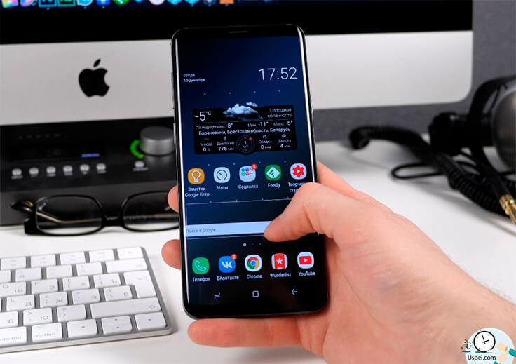 10 функций Андроид: Менеджер экрана