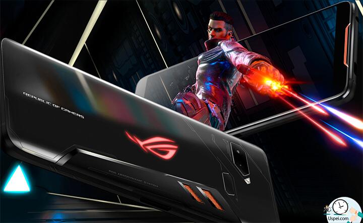ASUS ROG Phone: создан для игр