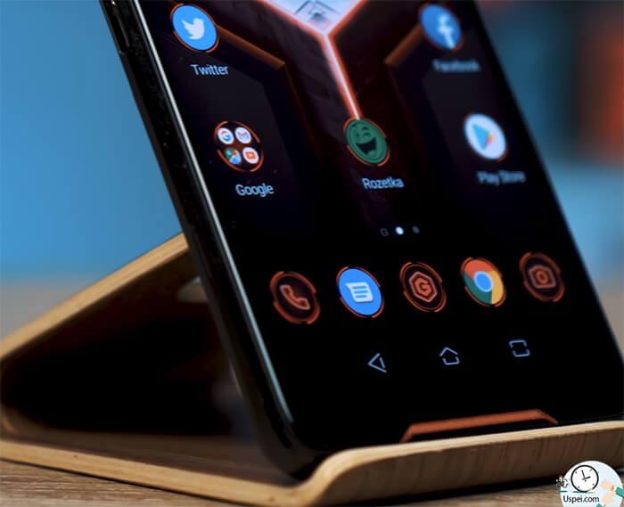 ASUS ROG Phone: отличный экран