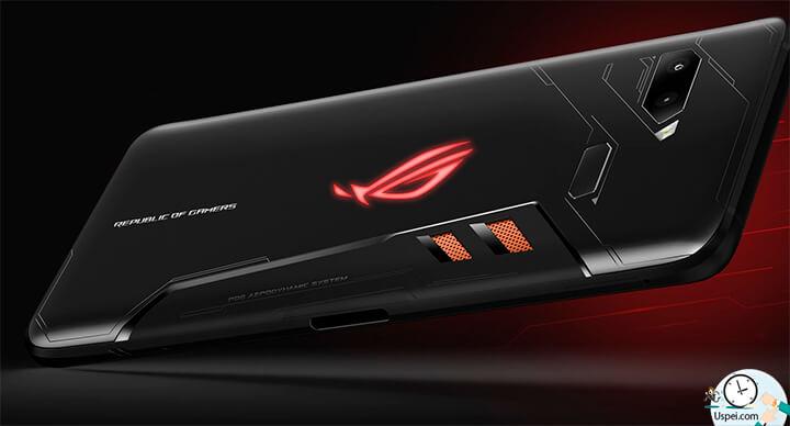 ASUS ROG Phone: необычный дизайн