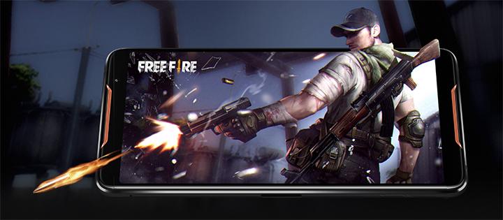 ASUS ROG Phone: игровой монстр
