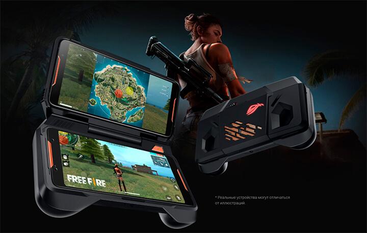 ASUS ROG Phone: лучшее игровое решение