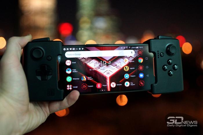 ASUS ROG Phone: игровой модуль