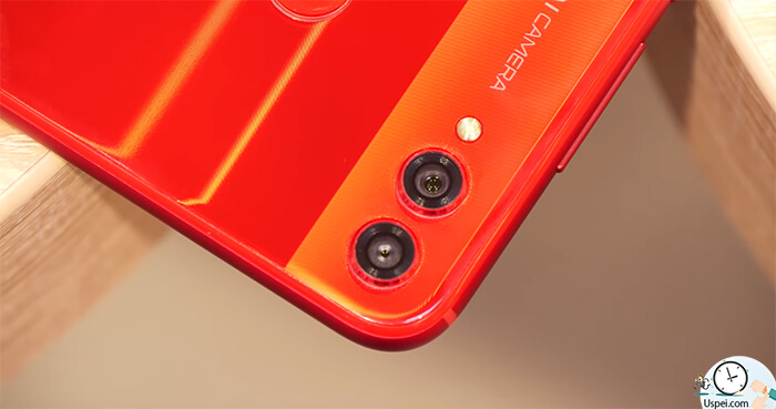 Обзор Honor 8X: камеры