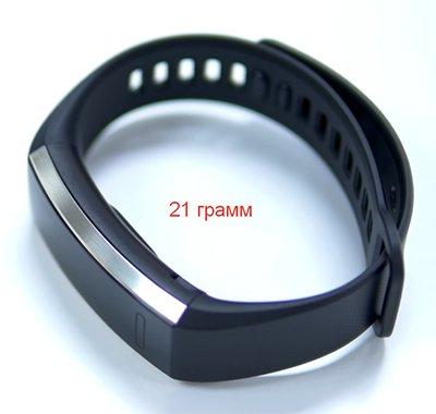 Обзор фитнес-браслета Huawei Band 2 Pro - вес всего 21 грамм