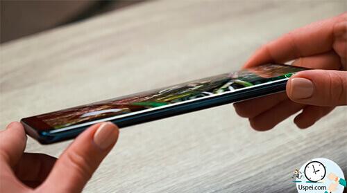Huawei Mate 20 Pro: Покрытие Gorilla Glass неизвестной версии