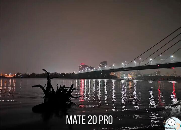 Huawei Mate 20 Pro: Фирменный режим ночной съемки