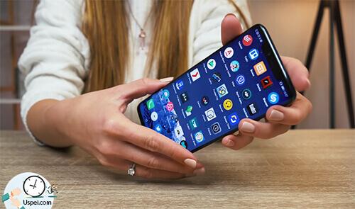 Huawei Mate 20 Pro: телефон легким не назовешь