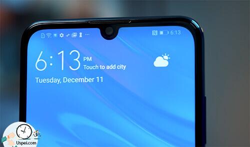 Huawei P Smart 2019: Фронтальная 8 МП