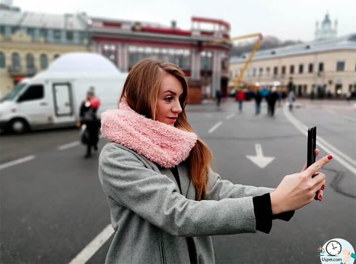 Huawei P Smart 2019: пример фото основной камеры
