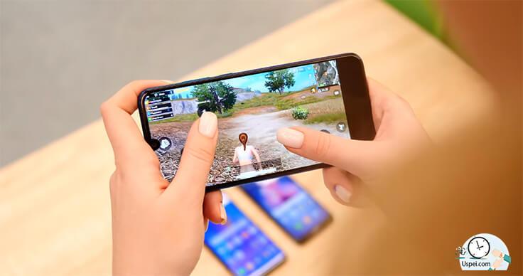 Huawei P Smart - игры