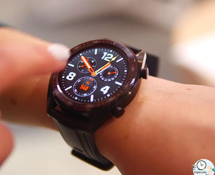 Huawei Watch GT: получилось ли сделать самые автономные часы?