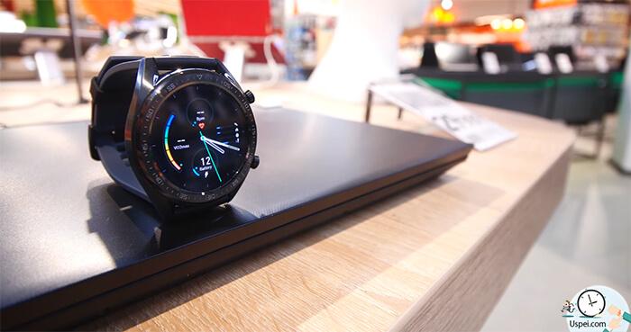 Huawei Watch GT: сделали очень живучие смарт- часы