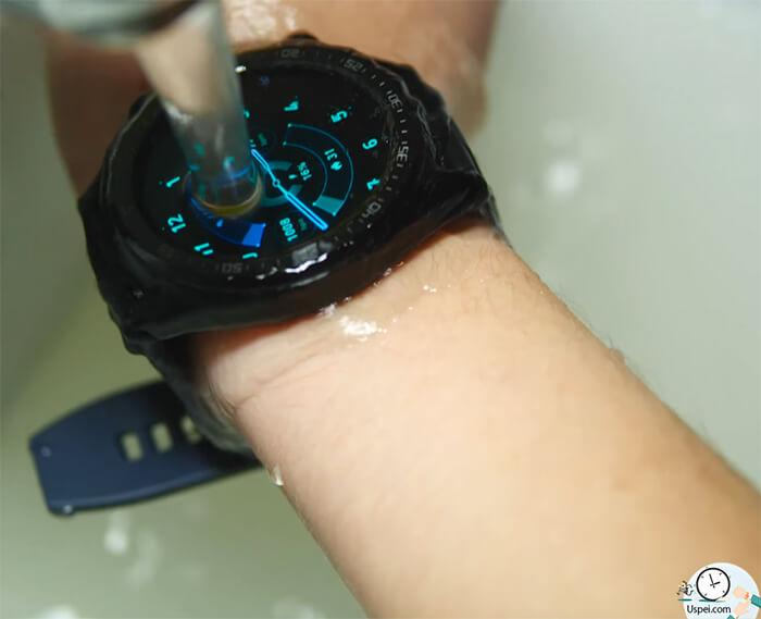 Huawei Watch GT: габариты