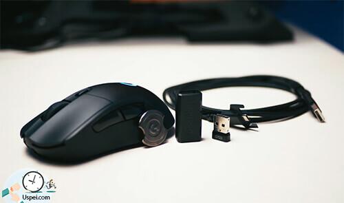 Logitech Lightspeed G703 комплектация