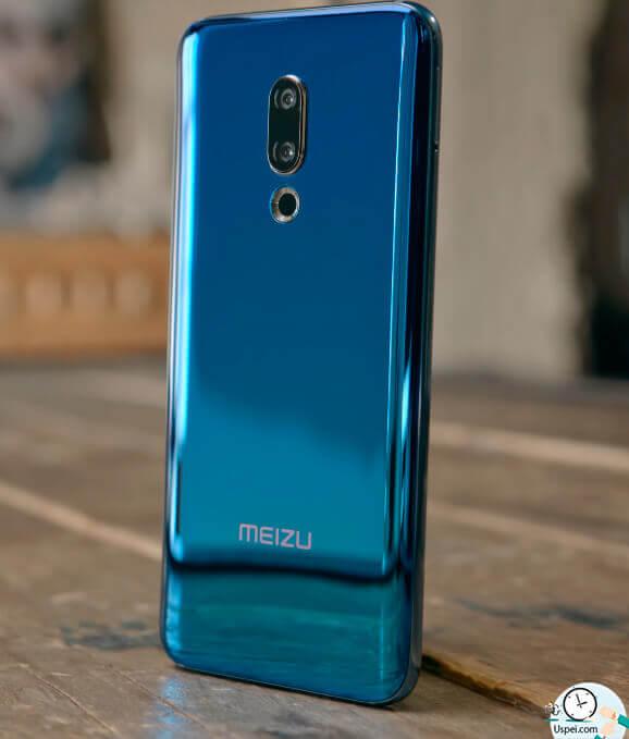 Meizu 16th Минимальная версия оценивается в 43 000 рублей