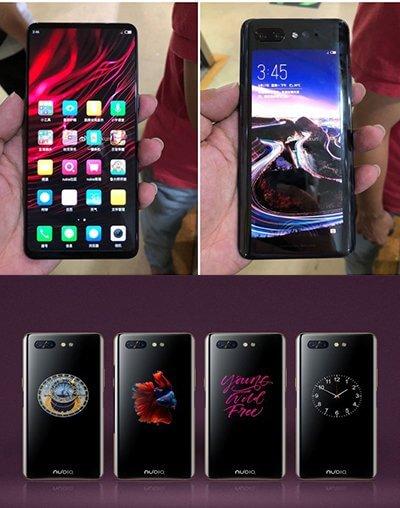 Nubia выпустила смартфон с двумя экранами