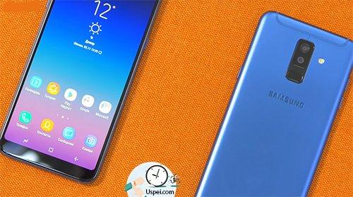 Samsung Galaxy J8 VS A6+