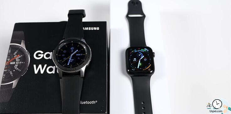 На рынке умной носимой электроники я вижу только две стабильно ежегодно обновляемые линейки - это Apple Watch иGalaxy Watch.