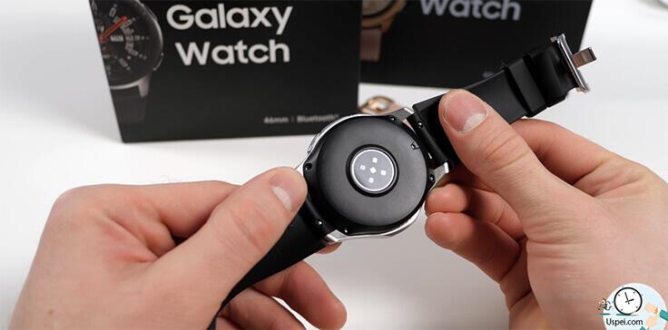Samsung Galaxy Watch: Все то, для чего разрабатывались часы, работает быстро, без лагов и тормозов