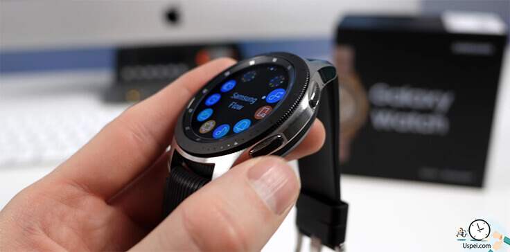 Samsung Galaxy Watch: рекомендую сходить в магазин в живую пощупать их