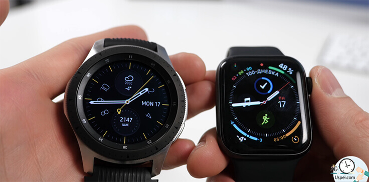 Samsung Galaxy Watch: Вибрация в часах - полный отстой