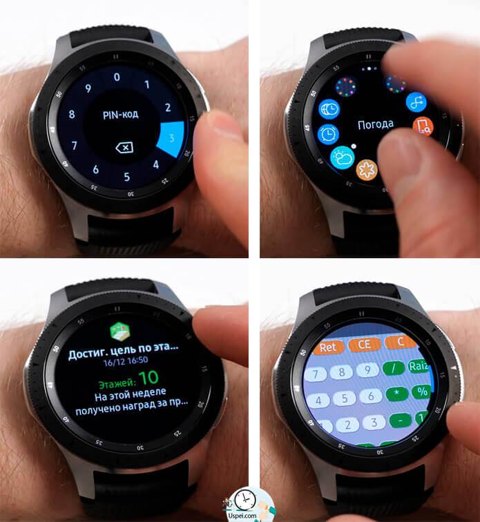 Samsung Galaxy Watch: круглый дисплей исторически рулит, то во всем остальном такое ощущение, что он просто вымучен дизайнерами