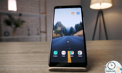 Samsung Galaxy A7: время трехкамерной новинки