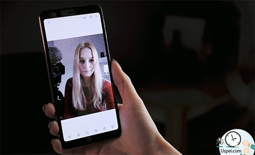 Samsung Galaxy A7: широкоформатные селфи