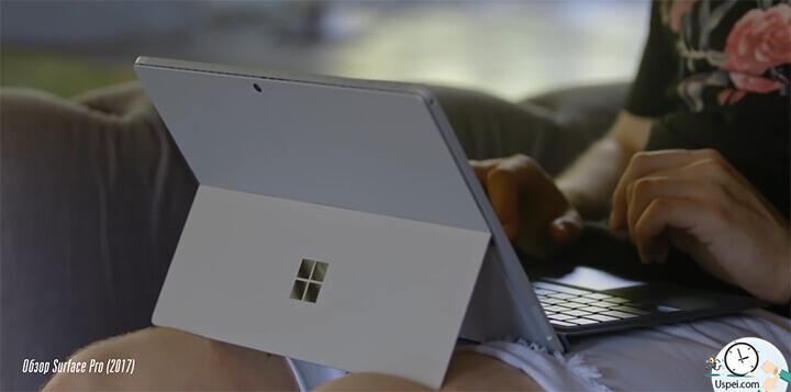 Обзор Surface Pro 2017