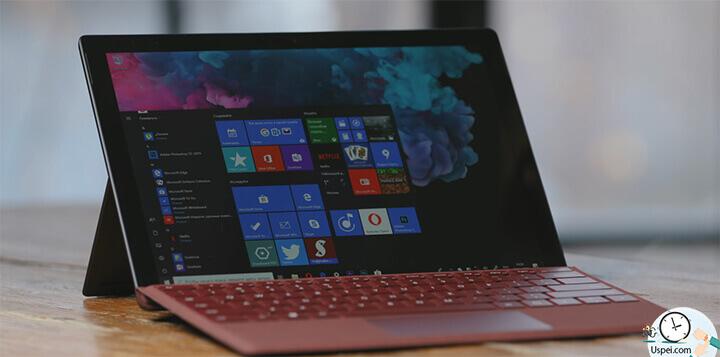 Обзор Surface Pro 6: В Microsoft называют его PixelSense Display