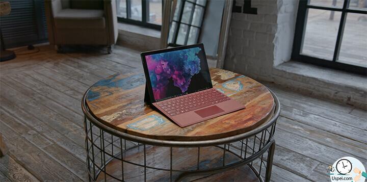 Обзор Surface Pro 6: смотрится действительно очень круто!