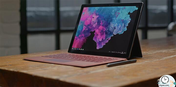 Обзор Surface Pro 6 и сравнение с iPad Pro (2018)