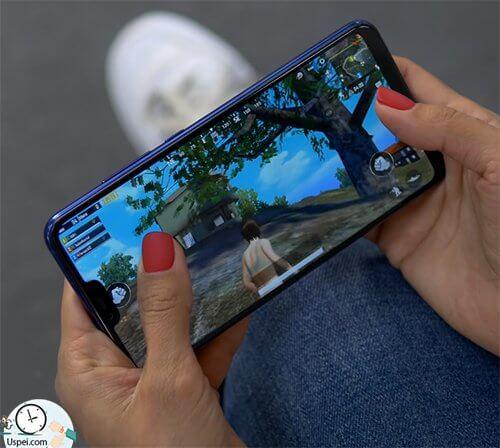 Xiaomi Mi 8 Lite - игры