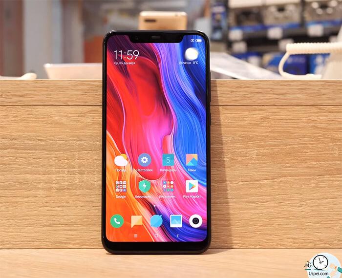 Xiaomi Mi 8: последнее время MIUI прямо радует своим видом