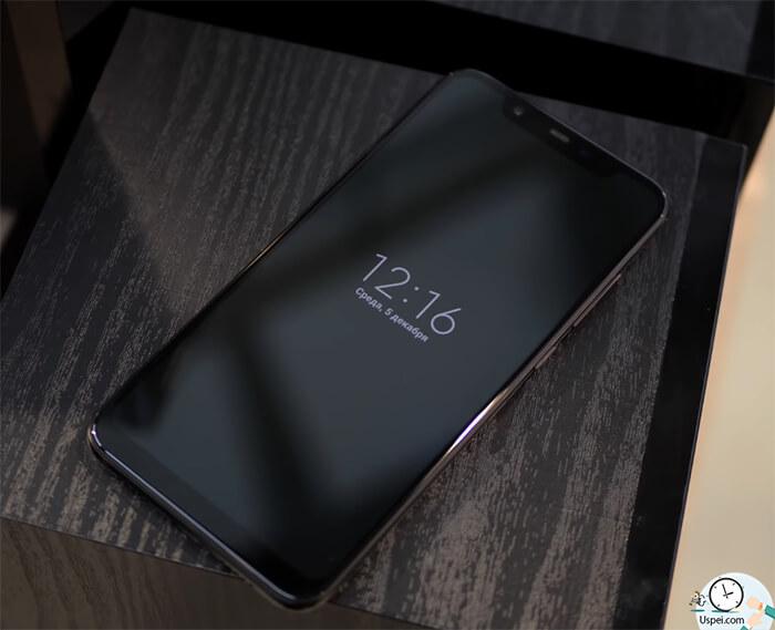 Xiaomi Mi 8: Always On Display