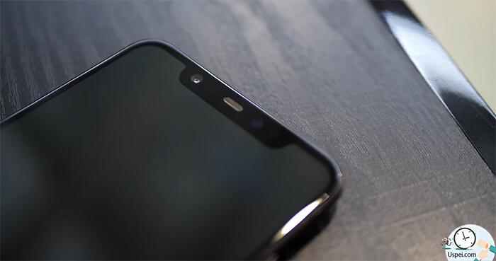 Xiaomi Mi 8: Дизайн и экран