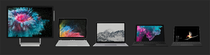ZenBook S: Сразу вспоминается линейка Surface.