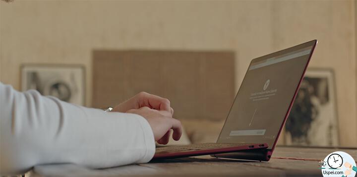 ZenBook S: в среднем хватает на 8-10 часов просмотра Full HD фильмов со средней яркостью дисплея.