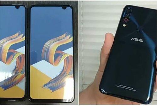 В новом Zenfone 6 будет малюсенький вырез на экране