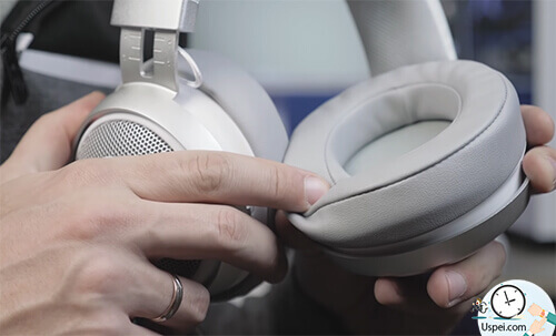 Razer Kraken 7.1 V2 Mercury Edition White - мягкие уши
