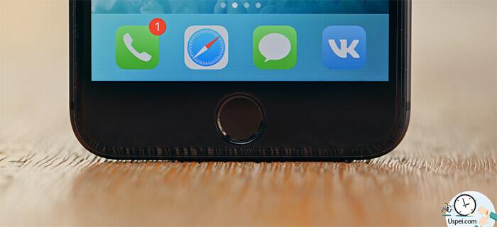 iPhone 8+ механическая кнопка