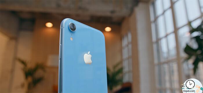 Обзор iPhone XR: камера TrueDepth