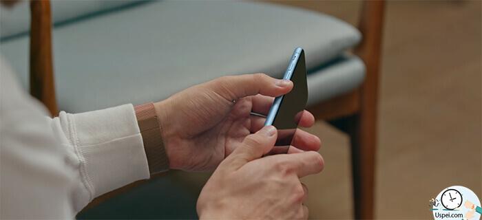 Обзор iPhone XR: Слайдер и клавиши управления громкостью на левой грани