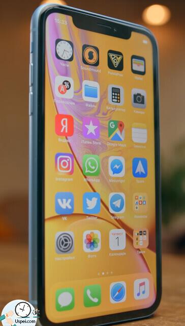 Обзор iPhone XR: Стоимость начинается от 65 тыс рублей за модель на 64 ГБ