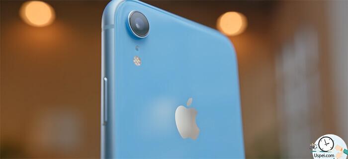 Обзор iPhone XR: Разрешение сенсора – 12 Мп, он широкоугольный, а значение апертуры составляет 1,8
