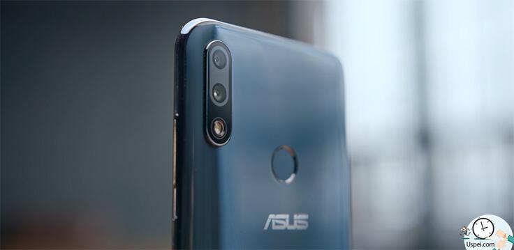 ASUS ZenFone Max Pro M2 камера получилась неплохая