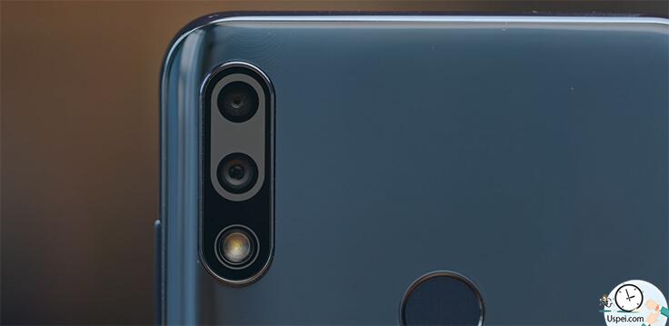 ASUS ZenFone Max Pro M2 Камеры