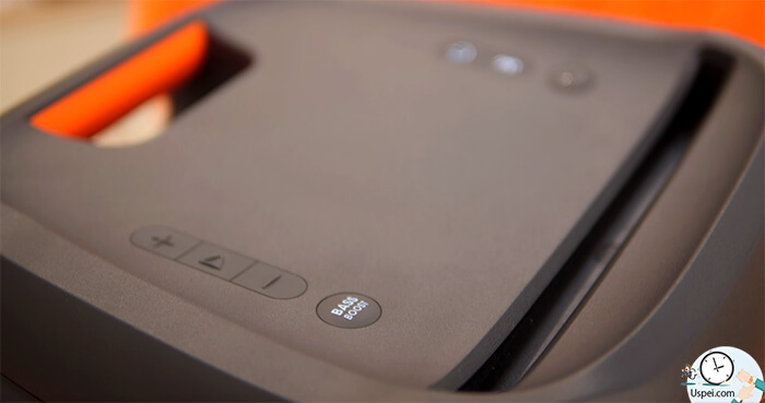 JBL PartyBox 200: супер бас